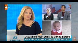6 yaşındaki Yasin Şahin 29 gündür kayıp! - Müge Anlı ile Tatlı Sert 1625. Bölüm - atv