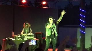 Yelawolf - Whiskey in a Bottle live at Harley Davidson Greenville SC