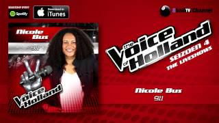 Nicole Bus - 911 (Official Audio Of TVOH 4 Liveshows)