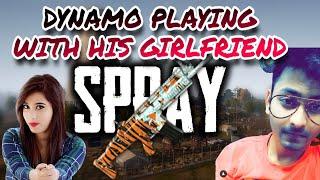 Hydra Dynamo playing with his girlfriend    ft. Hydra kani😍😍😍
