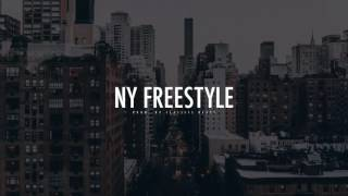 "(FREE) J. Cole x Joey Bada$$ Type Beat - ""NY Freestyle"""