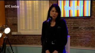 Beverley Craven Sings 'Promise Me' On RTÉs Today Show