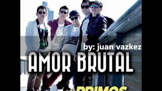 Los Primos MX ft Smoky (Zmoky)  Amar Con Sol New 2013