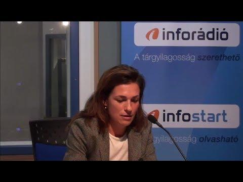InfoRádió - Aréna - Varga Judit - 2. rész