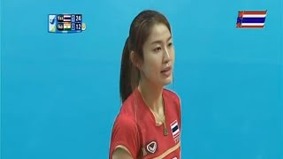 ไทย-อินเดีย :วอลเลย์บอลหญิงเอเชี่ยนเกมส์ 2014: 24.9.2014