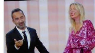 Le Iene, incidente imbarazzante in diretta per Alessia Marcuzzi: interviene Nicola Savino