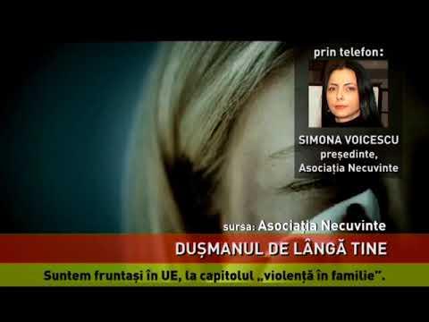 Violența în familie în România