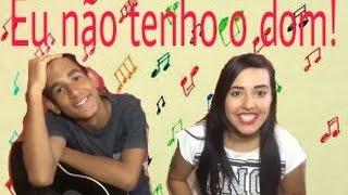 Eu não tenho o dom - Jhessyca Rodrigues feat. Wesley Torres - ( Marcela Taís)