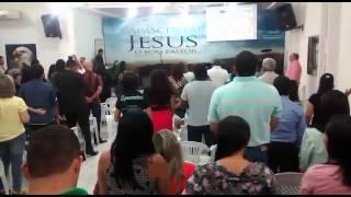 Lançamento do CD da Cantora Marlene Valadares - Obediência 2014
