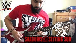 "NAKAMURA ""Shadows of a Setting Sun"" WWE theme guitar cover"