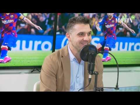 Video : Ignacio Gomez Galiana : Le Clasico est le meilleur spectacle sportif au monde