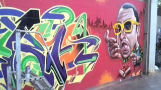Sacolão Vila Maria Grafite