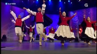 A.C.Donaire no LUAR, bailan Carballesa de Folgoso do Courel