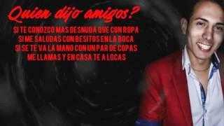 Mayró - Quien Dijo Amigos - Lyric Video