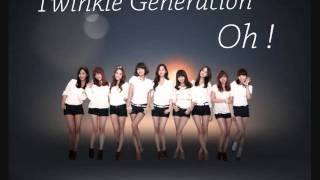 Twinkle Generation - Oh (Japanese) cover