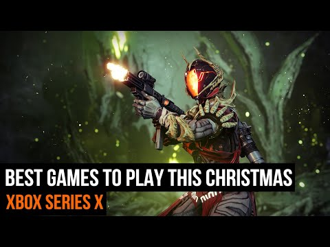 Best Xbox Series X Games to Play this Christmas