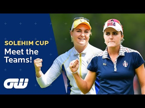 Solheim Cup 2019: Who Will Win? | Meet The Teams Livestream | Golfing World