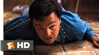 The Wolf of Wall Street (10/10) Movie CLIP - Get Off the Phone! (2013) HD