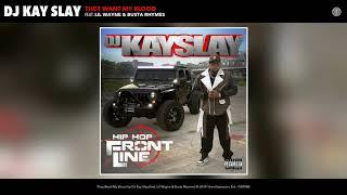 DJ Kay Slay - They Want My Blood (Audio)