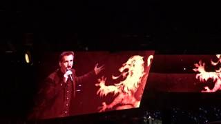 "Game of Thrones Live Concert - Los Angeles ""The Rains of Castamere"" - Serj Tankian"