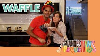 O que vai na lancheira - Waffle Funcional