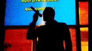 Paulo Karaoke (anjos) eu estou aqui