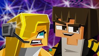 "NEW MINECRAFT SONG: Hacker 4 ""Hacker VS Psycho Girl"" Minecraft Songs and Minecraft Animation"