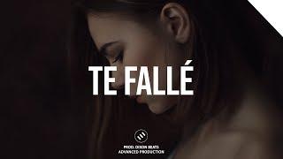 """Te Fallé"" | Beat Romántico Trap | Sensual Emotional Instrumental | (Prod. Dixon Beats)"