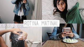 Rotina Matinal 2017 // FACULDADE