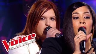 The Voice 2016 | Lucyl Cruz VS Francesca - Alive (Sia) | Battle