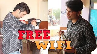 Free Wifi Mehga Par Gaya | Dazz Dazz