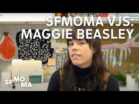 SFMOMA VJs: Maggie's Really Real Playlist for Living in Real Life | SFMOMA Shorts