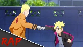 Obrigado Naruto, Seja bem vindo Boruto ♪