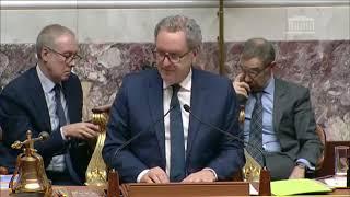 Gilets jaunes : Jean Lassalle parle avec son coeur à l'Assemblée nationale
