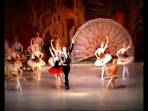 Don Quixote, Grand Pas,  LVIV. BALLET. UKRAINE