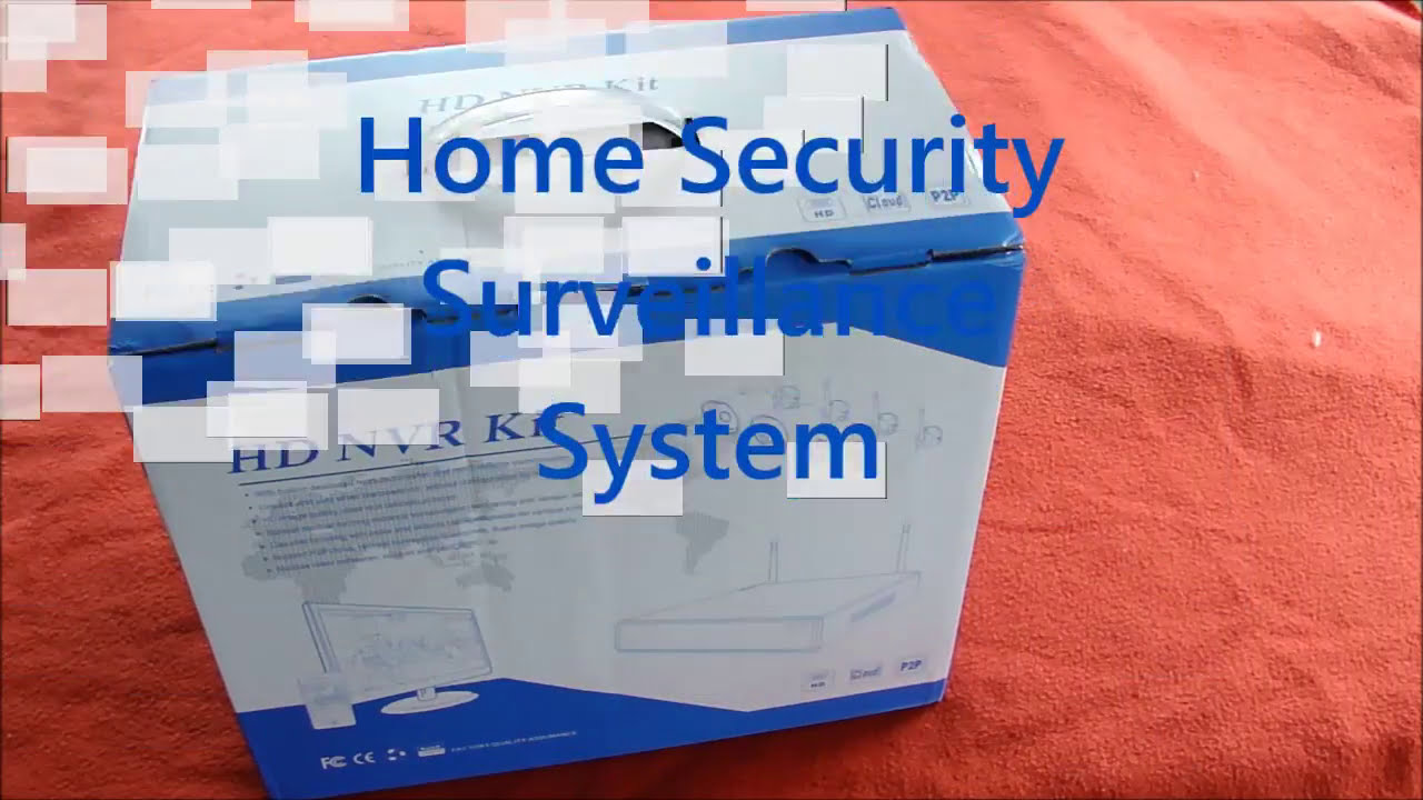 Home Camera Security Systems Tow TX 78672