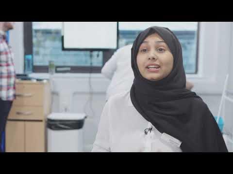 Bachelor of Medicine and Bachelor of Surgery (MBBS) - Student: Ashna Ashpak