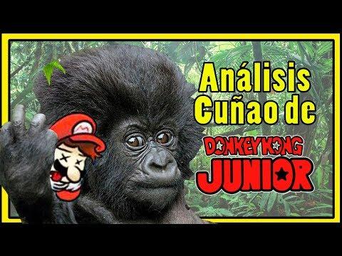 Análisis Cuñao de Donkey Kong Jr. (Arcade)