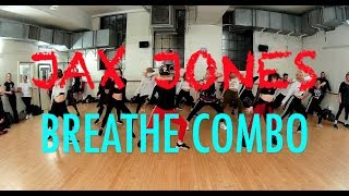 JAX JONES - BREATHE - Christina Andrea Choreography