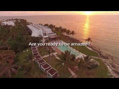 Tour the NEW Club Med Cancun Yucatan Renovations