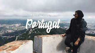Portugal Vlogs   وصلت لأقصى نقطة غربية في اوروبا وكنت بطيح من فوق