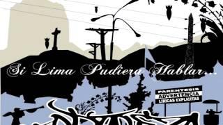 """09 - ME SIENTO SOLO """"Si Lima Pudiera Hablar"""" FORTALEZA Hip Hop Peruano Peru"""