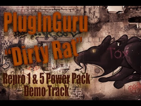 """""""Dirty Rat"""" - Demo Song for Repro Power Pack"""