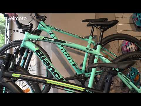 BIANCHI Bicycles 2019
