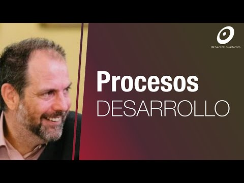 Los procesos de desarrollo