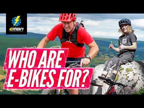 Who Are E-Bikes For? | E-MTB Rider Profiles: Which Are You?