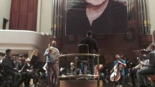 French horn, trompa, Naturaleza humana en Kazan