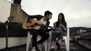 """""""Alquitrán Y Carmín"""" - El Niño de la Hipoteca (Jorge Ramón ft. Natalia Serrano Cover)"""