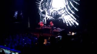 The Chemodan feat. Brick Bazuka - Зомби part 1 (Нижний Новгород live 02.12.2012)