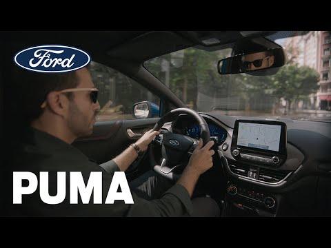 Nový Ford Puma – Technologie | Ford Česká republika
